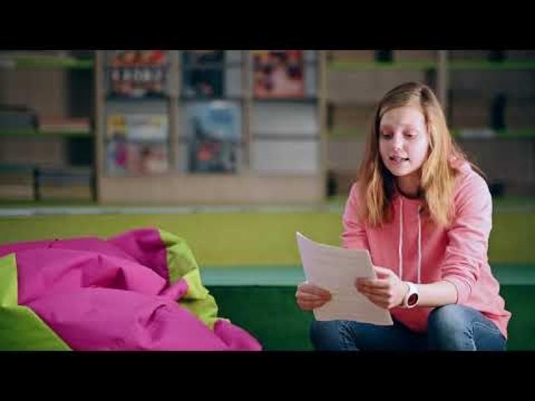 Embedded thumbnail for Videočtení: Pohádky pro všechny s duší dítěte 3